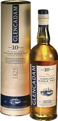 Glencadam Highland Single Malt Whisky 10 Years unchillfiltered von Glencadam aus Schottland/Highlands Spirituosen Whisky