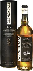 Glencadam Highland Single Malt Whisky 15 Years unchillfiltered von Glencadam aus Schottland/Highlands Spirituosen Whisky